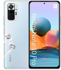 "Xiaomi Redmi Note 10 Pro - Smartphone 6 64GB, 6,67"" 120Hz AMOLED DotDisplay, Snapdragon 732G, 108MP Q[...]"