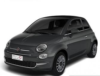 Bild zu Fiat 500C 51KW Dolcevita GSE Hybrid Apple CarPlay, Klima, Bluetooth, schwarz '2020' für 77€/Monat