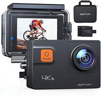 Bild zu APEMAN 4K Action Cam A80 mit zwei Akkus für 45,59€