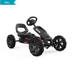 BERG Pedal Go-Kart Reppy Rebel - Black Edition Sondermodell - limitiert - babymarkt de