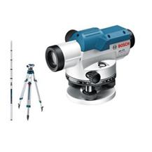 BOSCH Optisches Nivelliergerät GOL 32 D Baustativ Messlatte eBay