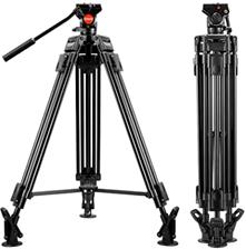Bild zu ESDDI Aluminium Kamerastativ VT-60 (162 cm) für 91,07€