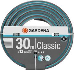 Gardena Classic Schlauch 13 mm (1 2 Zoll), 30 m Universeller Gartenschlauch aus robustem [...]