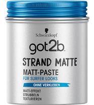 got2b Schwarzkopf Strandmatte Haarstyling Paste Surfer-Look, 1er Pack (1 x 100ml) Amazon [...]