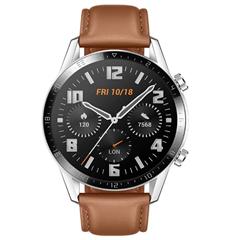 HUAWEI Watch GT 2(46mm) Montre Connectée, Autonomie de 2 Semaine, GPS Intégré, 15 Modes d[...]