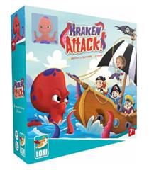Bild zu Kraken Attack Brettspiel (ab 7+) für 22,99€ (Vergleich: 31,90€)
