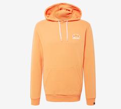 """Bild zu ellesse Sweatshirt """"Toce"""" in Orange/Rot/Weiß für 38,43€ (VG: 54,50€)"""