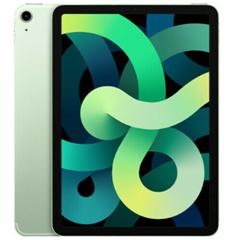 Bild zu Apple iPad Air 2020 (10,9″, Wi-Fi + Cellular, 64 GB) – grün (4. Generation) für 589,90€ (Vergleich: 653,79€)