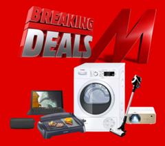 Bild zu MediaMarkt Breaking Deals so z.B. COOCAA 32S3M LED TV (Flat, 32 Zoll / 81 cm, HD-ready, SMART TV, Android 9.0) ab 169€ (VG: 199€)