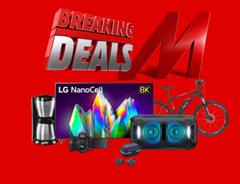 Bild zu MediaMarkt Breaking Deals so z.B. DOCKIN 213695 D Fine Bluetooth Lautsprecher für 96€ (VG: 118,78€)