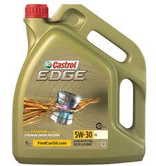Bild zu [Prime Day] Castrol EDGE Titanium Motoröl FST 5W-30 LL (5 l) für 27,99€ (Vergleich: 37,99€)