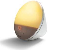 Bild zu [Prime Day] Philips HF3531/01 Wake-Up Light für 78,99€ (VG: 129,99€)