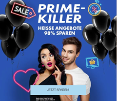 Bild zu Eis.de Sale mit bis zu 98% Rabatt, so z.B. Satisfyer Men für 2,99€