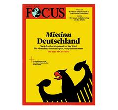 """Bild zu 52 Ausgaben """"Focus"""" für 244,40€ und einen 190€ Amazon.de Gutschein oder 180€ Verrechnungscheck"""