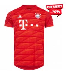 Bild zu FC Bayern München adidas Herren Heim Trikot 2020 für 31,22€ (Vergleich: 39,96€)