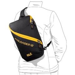 Jack Wolfskin ECOLOADER 12 BAG Nachhaltige Slingbag – JACK WOLFSKIN