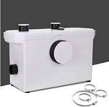 Karpal 600W Abwasserpumpe 140 L min, Abwassertauchpumpe 230V 50Hz, Fäkalienpumpe mit inte[...]