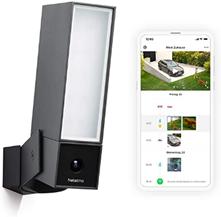Netatmo Smarte Überwachungskamera Außen, Wlan, Integrierte Beleuchtung , Bewegungserkennu[...]
