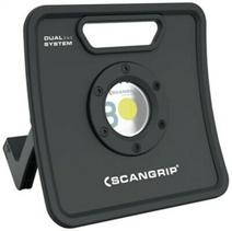 SCANGRIP LED-Strahler NOVA 26 W 300 - 3000 lm 5 m H05RN-F 2x1 mm² Li-Ion 4400 m eBay