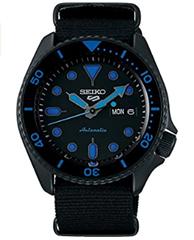 Seiko 5 Sports Street Orologio Analogico Automatico Uomo con Cinturino in Tessuto SRPD81K[...]