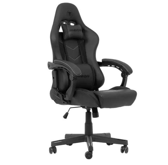 Bild zu SNAKEBYTE Gaming Seat EVO (Schwarz, Grün oder Blau) ab 114,99€ (VG: 149,99€)