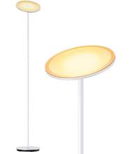 Stehlampe LED Deckenfluter Dimmbar 5 Helligkeitsstufen, 70? Touch Stehleuchte für Wohnzim[...]