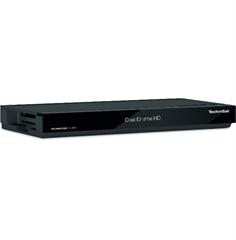 TechniSat TECHNISTAR S3 ISIO – HD Sat Receiver (HDTV, Aufnahmefunktion via USB, LAN, HbbT[...]
