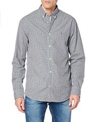 Tommy Hilfiger Herren Core Check Shirt Freizeithemd Amazon de Bekleidung