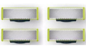4 oneblade ersatzklingen