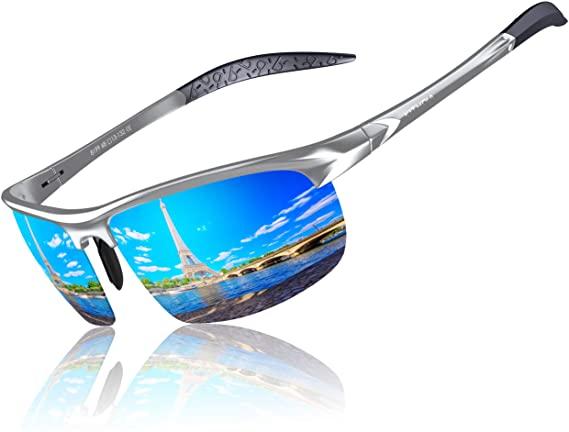 Bild zu Polarisierte KITHDIA Herren Sonnenbrille für 11,77€