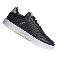 adidas Freizeitschuh Courtmaster schwarz hellbraun - Fussball Shop