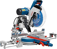 Bosch Professional Kapp- und Gehrungssäge GCM 12 GDL (Sägeblatt-Ø 305 mm, 2 000 Watt, ink[...]