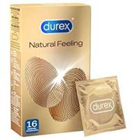 Durex Natural Feeling Kondome – Latexfreie Kondome für ein natürliches Haut an [...]