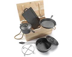 El Fuego AY 466 Dutch Oven Set, 7-teilig online kaufen bei Netto