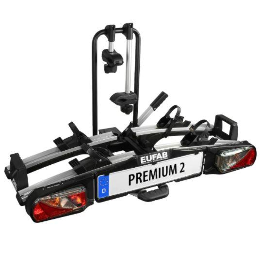 Bild zu Eufab Premium II Fahrradträger (faltbar mit Tasche) für 279,99€ (VG: 439€)