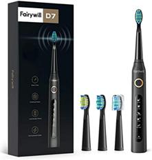 Fairywill Elektrische Zahnbürste Putzen Sie Ihre Zähne wie beim Zahnarzt Schallzahnbürste[...]