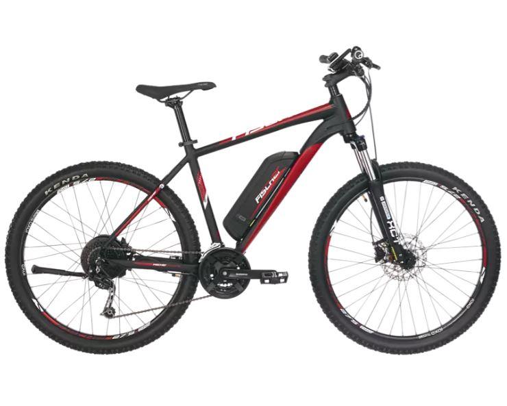 Bild zu MediaMarkt: 3 Fischer E-Bikes zu Bestpreisen – z.B. FISCHER EM 1726 Mountainbike für 1.128,90€ (VG: 1.499,05€)