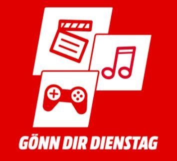 Bild zu MediaMarkt: GÖNN DIR DIENSTAG mit genialen Angeboten aus den Bereichen Gaming, Entertainment, Computer und Toys