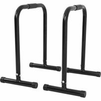 GORILLA SPORTS® Push-Up Stand Bar Parallettes - Dip Barren 2er Set bis 200 kg eBay