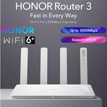 HONOR Router 3 WiFi 6  Dual Core 3000M Gigabit 2 4G 5G Signal Verbessert Router eBay