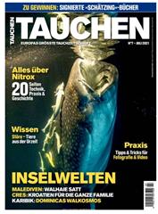Bild zu Jahresabo Tauchen (12 Ausgaben) ab 90€ + 80€ Scheck als Prämie