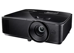 Bild zu OPTOMA HD145 X Beamer (Full-HD, 3D, 3400 Lumen) für 359,10€ (Vergleich: 489,90€)
