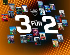 Bild zu Saturn: 3 für 2 Aktion auf Games (PS4-, PS5-, Xbox- & PC-Spiele)