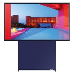 Bild zu Samsung QLED 4K The Sero (43 Zoll) Fernseher (Rotierender Bildschirm, 4.1, AI Upscaling) [2020; EEK: G] für 679,90€ (Vergleich: 763,99€)
