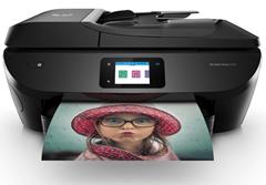 Bild zu HP ENVY Photo 7830 Tintenstrahl-Multifunktionsgerät Y0G50B für 118,40€ (VG: 145€)