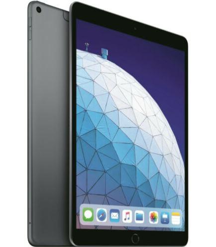Bild zu Apple iPad Air 3 (2019) 64GB WiFi + 4G Spacegrau für 419€ (VG: 657€)