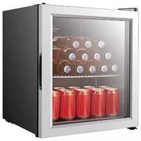 Minikühlschrank mit Glastür Beleuchtung kaufen
