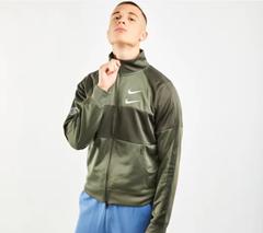 Nike Swoosh Poly Knit - Herren Track Tops Foot Locker Germany