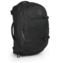 Osprey Farpoint 40 Men's Travel Pack - Volcanic Grey (S M) Amazon es Deportes y aire libre