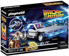 Playmobil Back to the Future 70317 DeLorean mit Lichteffekten, Ab 6 Jahren Amazon de Spie[...]